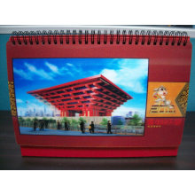 Super Quality Hot-Sale 3D Mesa de escritorio Calendario