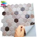 Adhesivo de pared de mosaico de interior impermeable