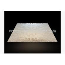 Wedding white floor mat