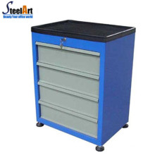luoyang tool box roller cabinet with hand tool set