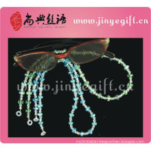Sparkly Beaded Crystal Reading Gbling Bling Glasses Chain