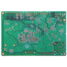Placa de circuito multicamada de produtos de segurança