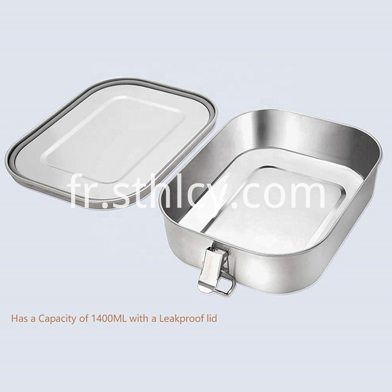 Hot Sale Stainless Food Container Set