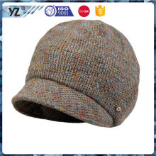 Hot selling special design promotions knit hat from manufacturer
