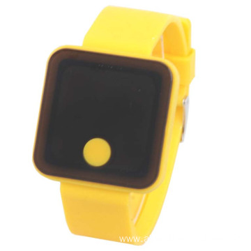 Students Rubber Digital Led Watch For Sport