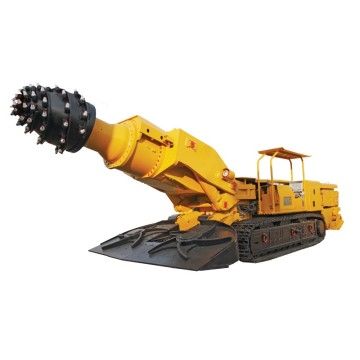 Tunnel Crawler Thủy lực Electric Roadheader