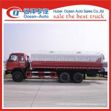 Dongfeng diesel fuel 20ton water sprinkler truck price