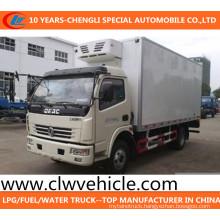 Refrigerator Van Truck 4X2 Freezer Van Truck Dongfeng Refrigerated Truck