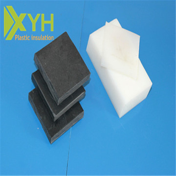 Alam/White/Black/berwarna POM diekstrusi Cast Plastic Board