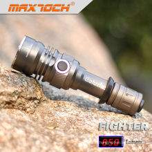 Maxtoch FIGHTER trois-sortie tactique Led Flash lumière Emergency