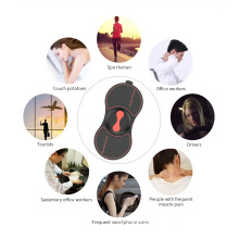 multiplicity smart low frequency electronic pulse massager
