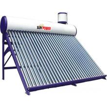 Kunststoff-Spritzlackierung Solarwarmwasserbereiter (SPR 50-300L)