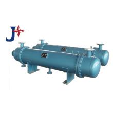 Intercambiador de calor de tubo y carcasa de acero inoxidable