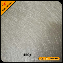 E-Glass insulation glass fibre chopped strand mat 450g