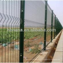 Cerca de alta segurança / cerca de aço galvanizada / malha da prisão de 358 cercas de segurança
