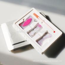 Lip Marker Set, Lippe Schablonen Schablone Shaping Beauty Tool für Mädchen