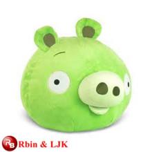 ICTI Audited Factory High Quality Custom Promotion OEM plush pig toy