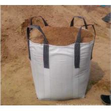 Cemento Big Bag con 4 bucles y Top Open Type