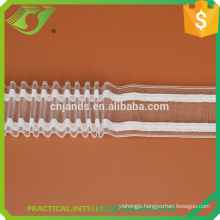 2017 European market weaving tape transparent tape for window fabric