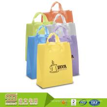 Подгонянное приемлемо печатание gravure магазины использовать упаковки несущей HDPE пластиковые сумки