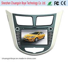 Car Multimedia System Car DVD Video Fit pour Hyundai Accent