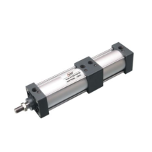 High quality SCT Series double acting pneumatic tie rod cylinders