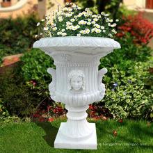 Stein craving benutzerdefinierte Größe Granit Garten Stein Blumentopf