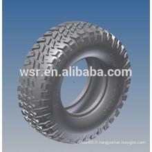 go kart NR / SBR / IIR pneus avec pédale