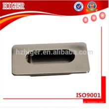 Alça de porta de liga de zinco de alta qualidade com ISO9001