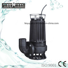 Electric Submersible Sludge Pump with Grinding Fuction