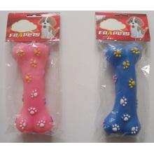 Игрушка собаки виниловой кости для собаки