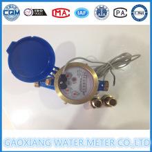 Multi-Jet Trocken-Typ Impuls Wasser Durchflussmesser
