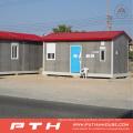 China Prefabricated Light Steel Structure Village Villa House Building