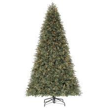 10 FT. Sutter Fir Quick-Set Artificial Christmas Tree with 1150 Clear Lights (MY100.078.00)
