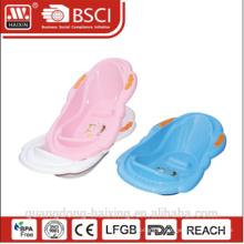 Baignoire bébé en plastique de vente chaude