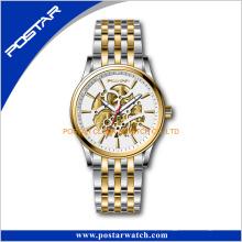 Logotipo personalizado moda jóias feitas na china genebra relógio de quartzo