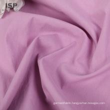 Wholesale solid plain woven cotton nylon blend fabric