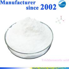 Vente chaude de haute qualité acide trichloroacétique avec prix raisonnable 76-03-9