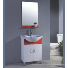Mobília do armário de banheiro do MDF de 60cm (B-533)