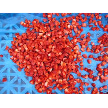 IQF Замороженная органическая клубника HS-16090911