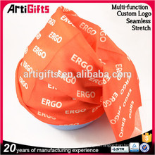 Handmade sports magic multifunctional headwear custom bandana