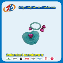 China Supplier Plastic jewelry Box with Bracelet Toy for Girls