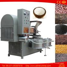 Máquina automática de aceite 6-100 de linaza automática de lino