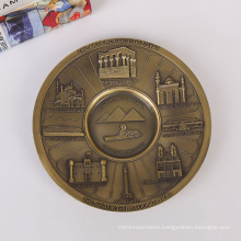 2018 Hot Sale Factory Price Custom Commemorative Plate And Trophy