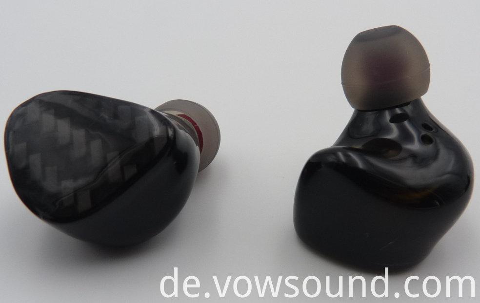 TWS Dual Drivers Earbuds
