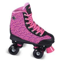 Soft Boot Quad Roller Skate para Adultos (QS-42)