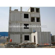 Murs de façade en béton préfabriqué en machine à vendre en Inde