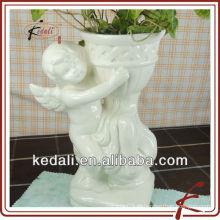 Китай Завод керамический фарфоровый сад рождественский дом декора цветочный горшок