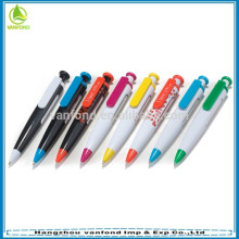 Customized cheap plastic window message changing ball pen