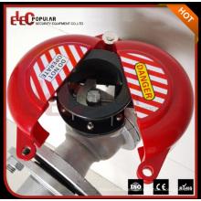 Elecpopular bloqueo de la válvula de enchufe de seguridad se ajusta a la válvula redonda y cuadrada